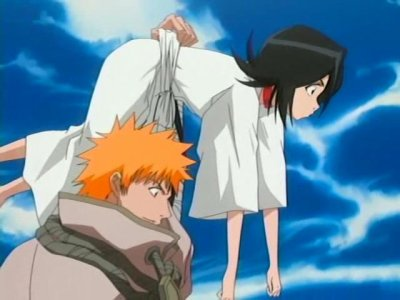 Bleach : IchiRuki ! ! <3