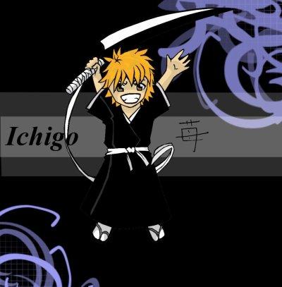 Ichigo et Renji !