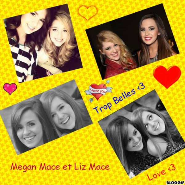 Montage de Megan And Liz Mace