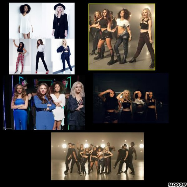 Little Mix - Move ♥ Paroles ♥ !