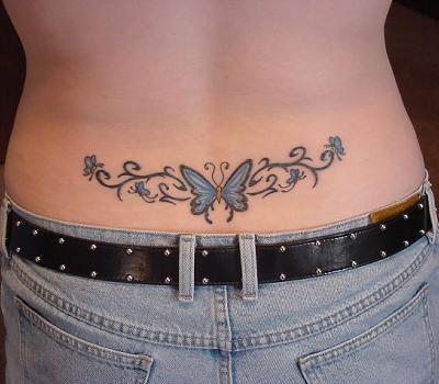 Nouveau tatouage