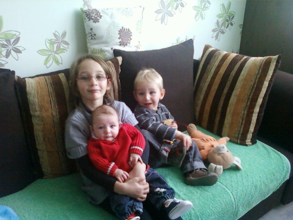 Maureen et sa petite famille!