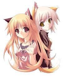 Sachiana et Lukie
