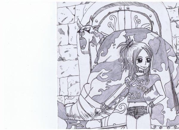 Un dessin pour le concours de dessin de Passion-Of-FairyTail