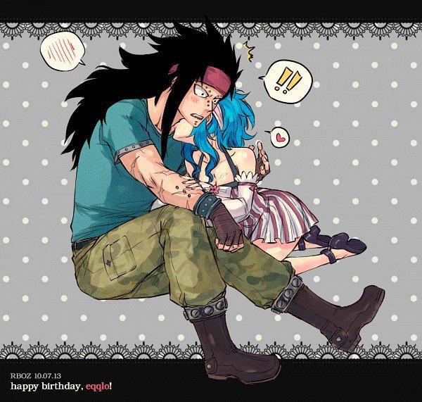Gadjeel et Reby ♥