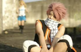 Cosplay : Natsu