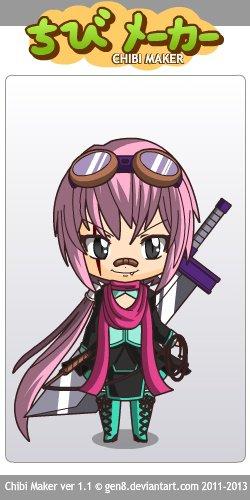 héroïne du jour : Muki-chan !! ^ ^