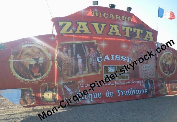 Cirque Ricardo Zavatta 2012