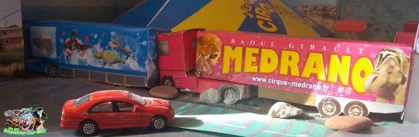 Cirque Médrano à Bayanne-sur-Mer
