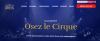 """Cirque Arlette Gruss 2018 """"Osez le Cirque"""""""