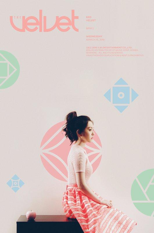 TEASER → The Velvet: IRENE