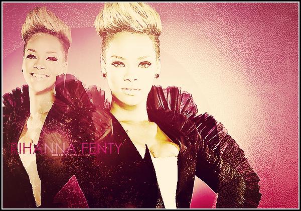 .  ♦ Bienvenue sur RihFenty ; Ta source pour suivre la jeune chanteuse Rihanna Fenty !  .