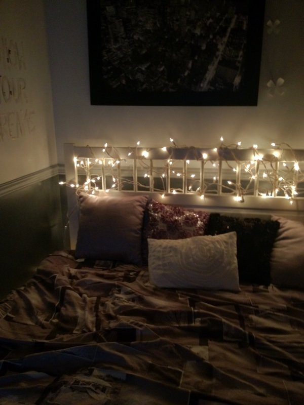 My bedroom!