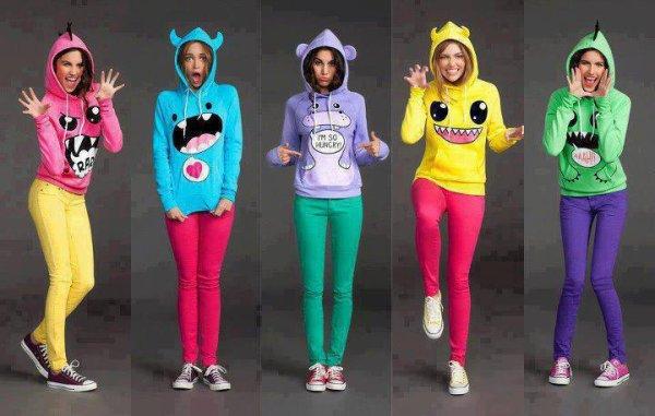 Laquelle vous préférez ?!?!!?