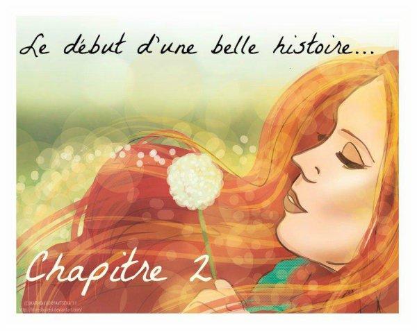 Chapitre 2 - Le début d'un belle histoire... -