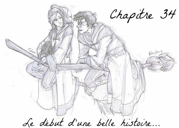 Chapitre 34 - Le début d'une belle histoire... -