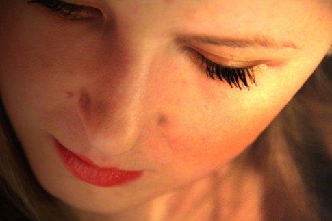 J'ai aimé tes yeux mais je préfère les miens , car avec les miens je peux voir les tiens