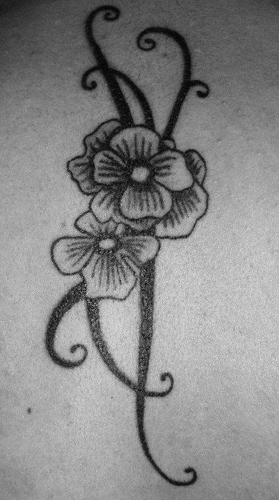 2 de mes tatouages