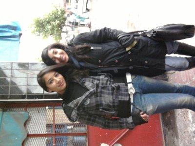 c'est moi and khawla