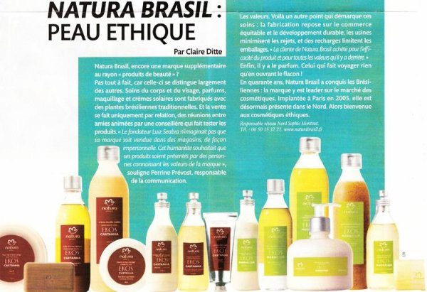 Natura Brasil??