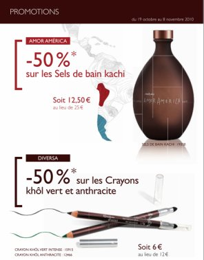 Les promotions du cycle 15