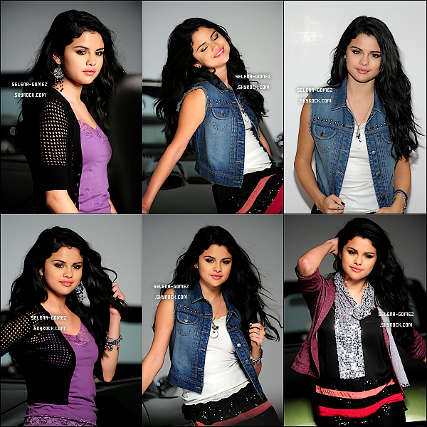 DE NOUVELLES PHOTOS DE SA COLLECTION DREAM OUT LOUD .!!