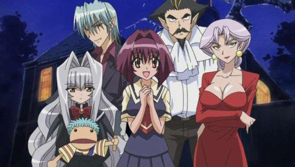 Animé et Manga: Chibi Vampire Karin