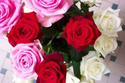 un b o q de fleurs pour la plus belle fleur du monde bonjours tt le monde c 39 est un honeur de. Black Bedroom Furniture Sets. Home Design Ideas