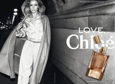"""Le nouveau parfum de Chloé : """"Love, Chloé""""."""