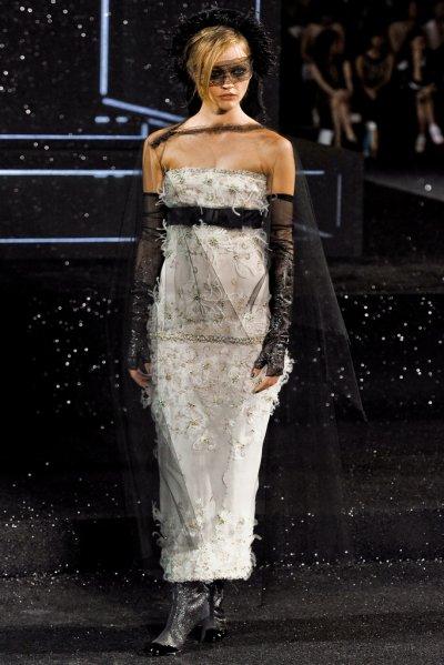 Les défilés Haute Couture hiver 2011-2012 de la Fashion Week !