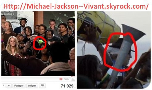 • We are the world ♪ ; http://Michael-Jackson--Vivant.skyrock.com/