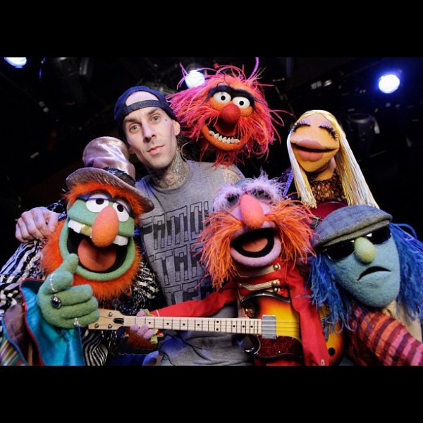 Travis and The Muppets Show