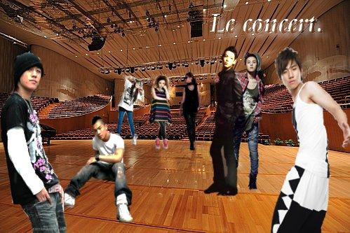 Le concert !