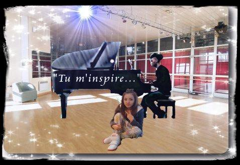 Tu m'inspires !