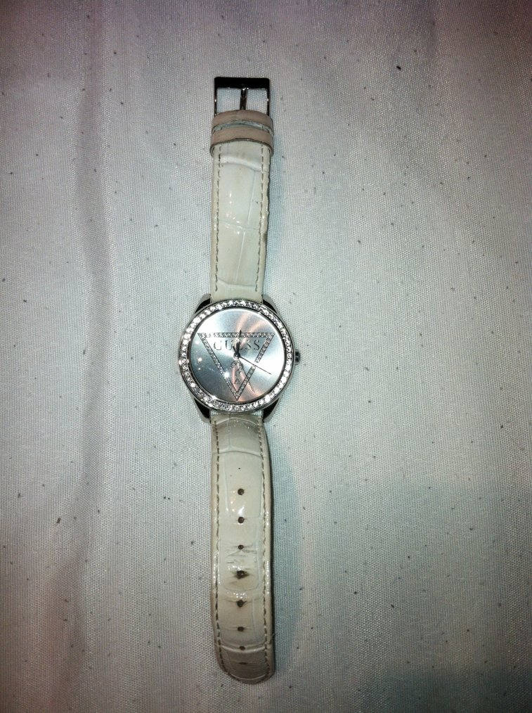 # Montre Guess Blanche