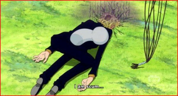 Taguer pas Sanji!♥
