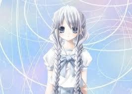 Oc n°3  Chikako Akira White darkness