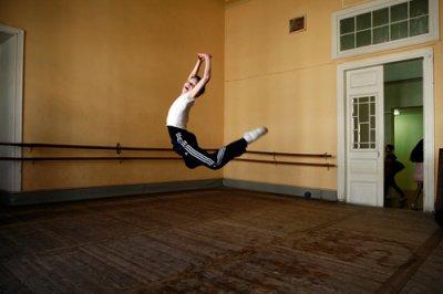 Photo reportage - Vaganova Ballet Academy