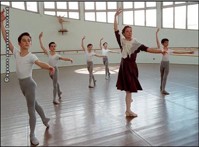 Les ouvrages sur l'Ecole de Danse