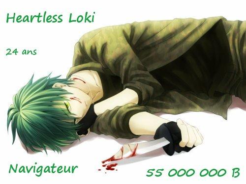 Les Aventures de Perona-chan - Chapitre 4 : Loki.