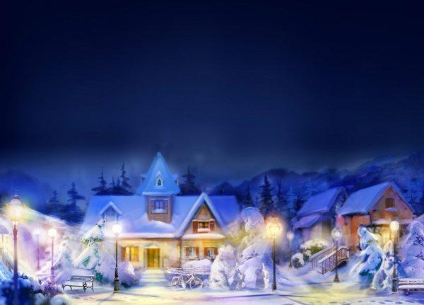 OS spécial Noël - Joyeuses fêtes !