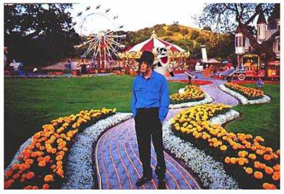 L'avenir du Neverland de Michael Jackson dépend des proriétaires du PSG ( Biz )