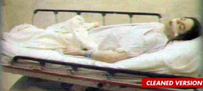Photo choc de Michael mort =''( Sans montage !!