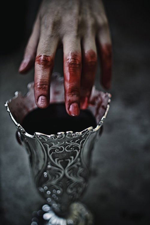 Dark and Blood