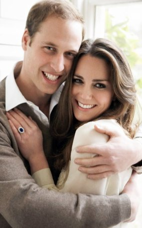 Prince William & Kate Middleton's Engagement Photos :-)