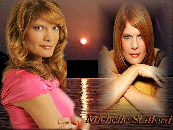 Michelle Stafford ( Phyllis Summers Newman )