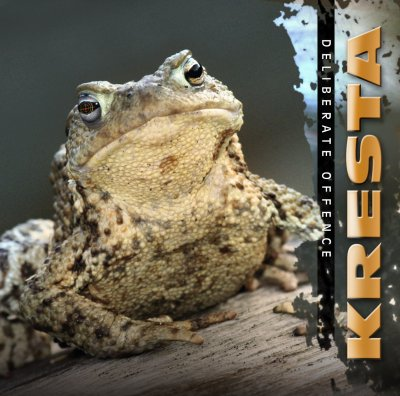 KRESTA - DELIBERATE OFFENCE -  AOR MELODIC HARD ROCK - NEW CD!!!!