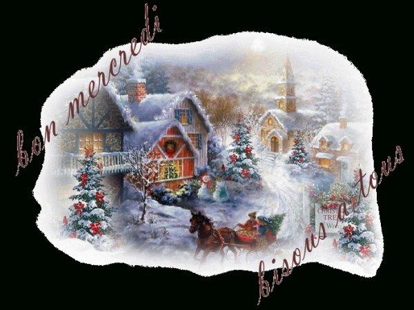 Encore deux jours avant la veillée de Noël