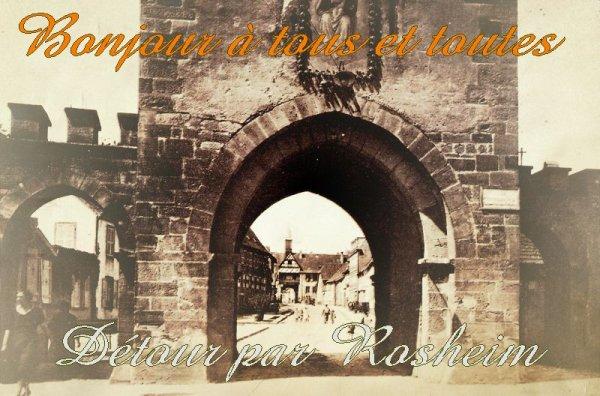 Bonjour à tous et à toutes. Aujourd'hui quelques vues du carnaval de Rosheim en Alsace. Site : http://www.deliciarum.info