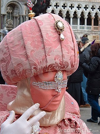 Aujourd'hui, quelques belles photos du carnaval de Venise